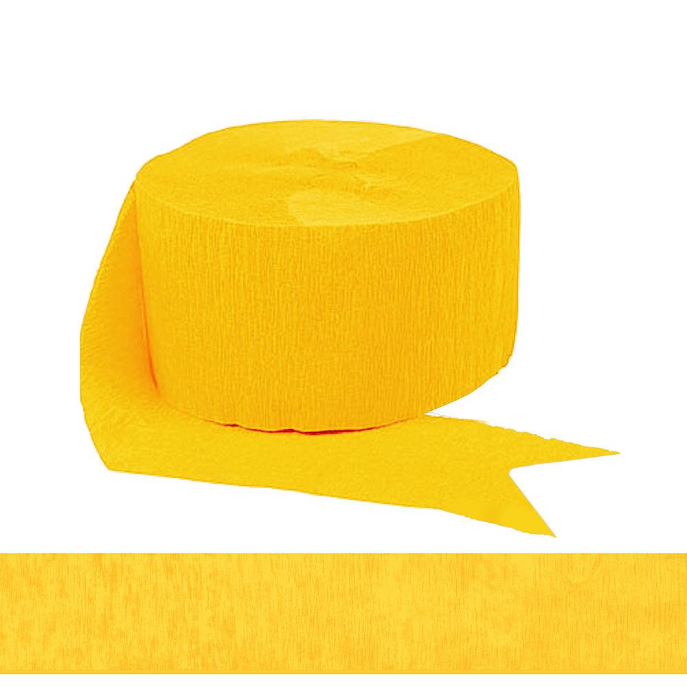 Blue & Yellow Car Decorating Kit Image #8