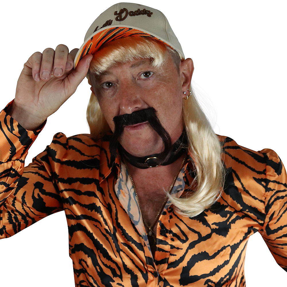 Adult Tiger Lover Accessory Kit Image #1