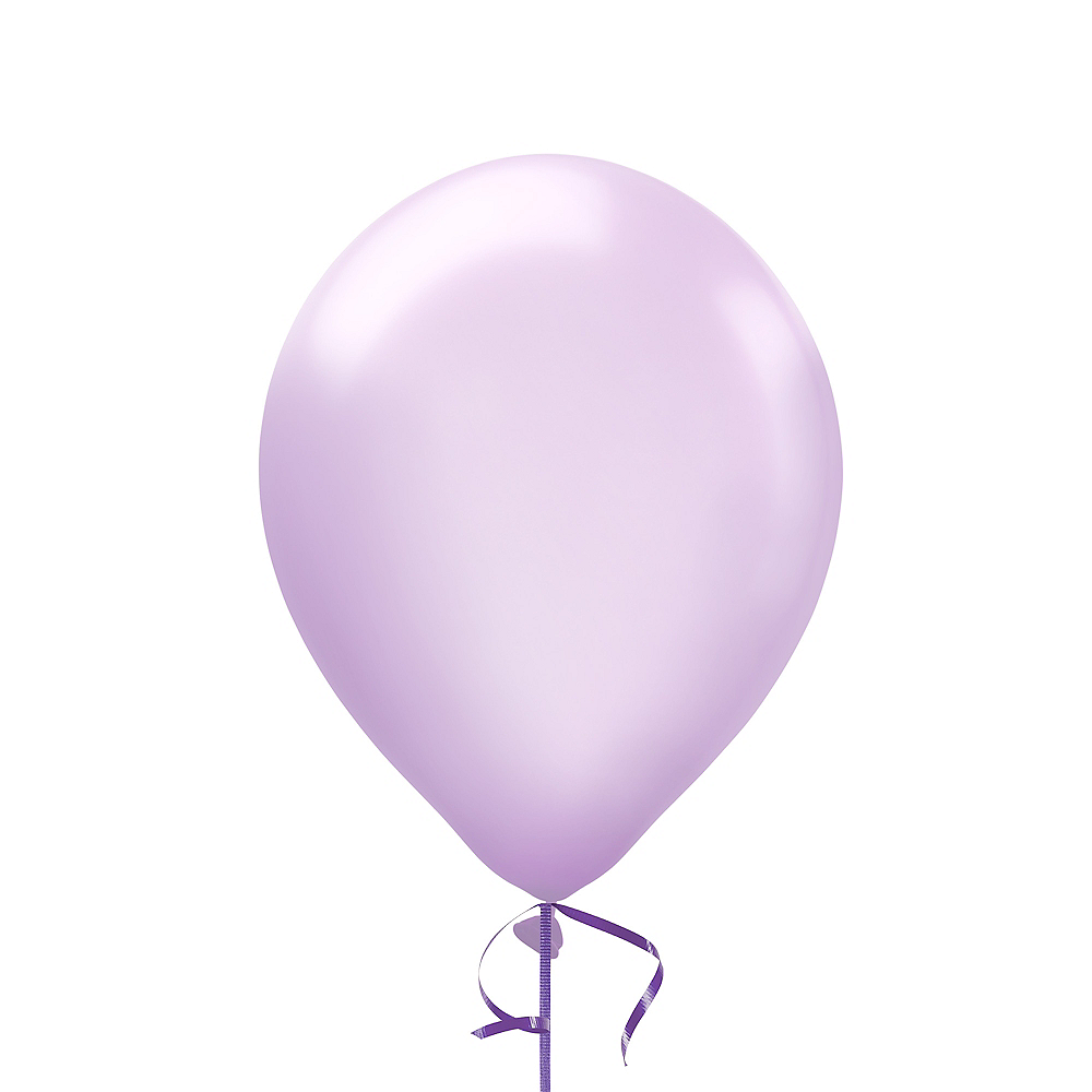 Lavender Balloon, 12in, 1ct Image #1