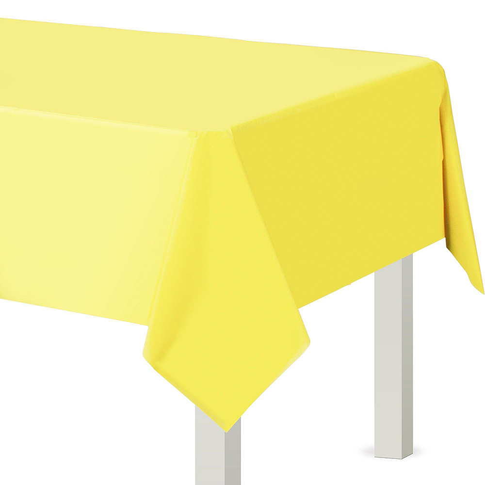 Light Yellow Tableware Kit for 20 Guests Image #7