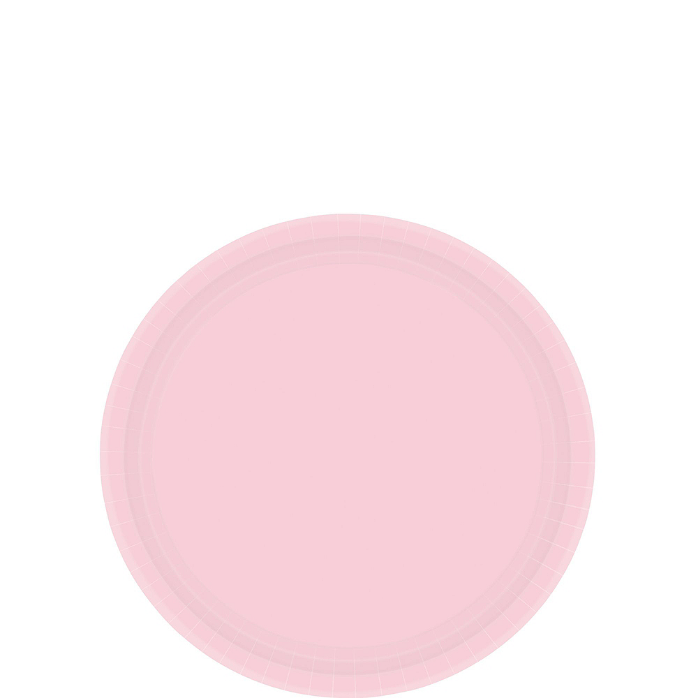 Blush Pink Tableware Kit for 20 Guests Image #2