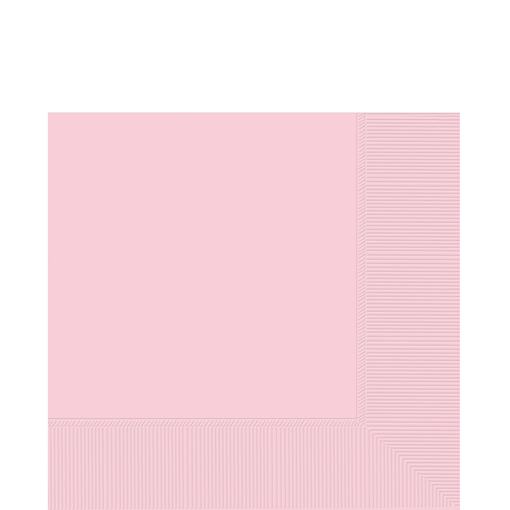 Blush Pink Tableware Kit for 20 Guests Image #5