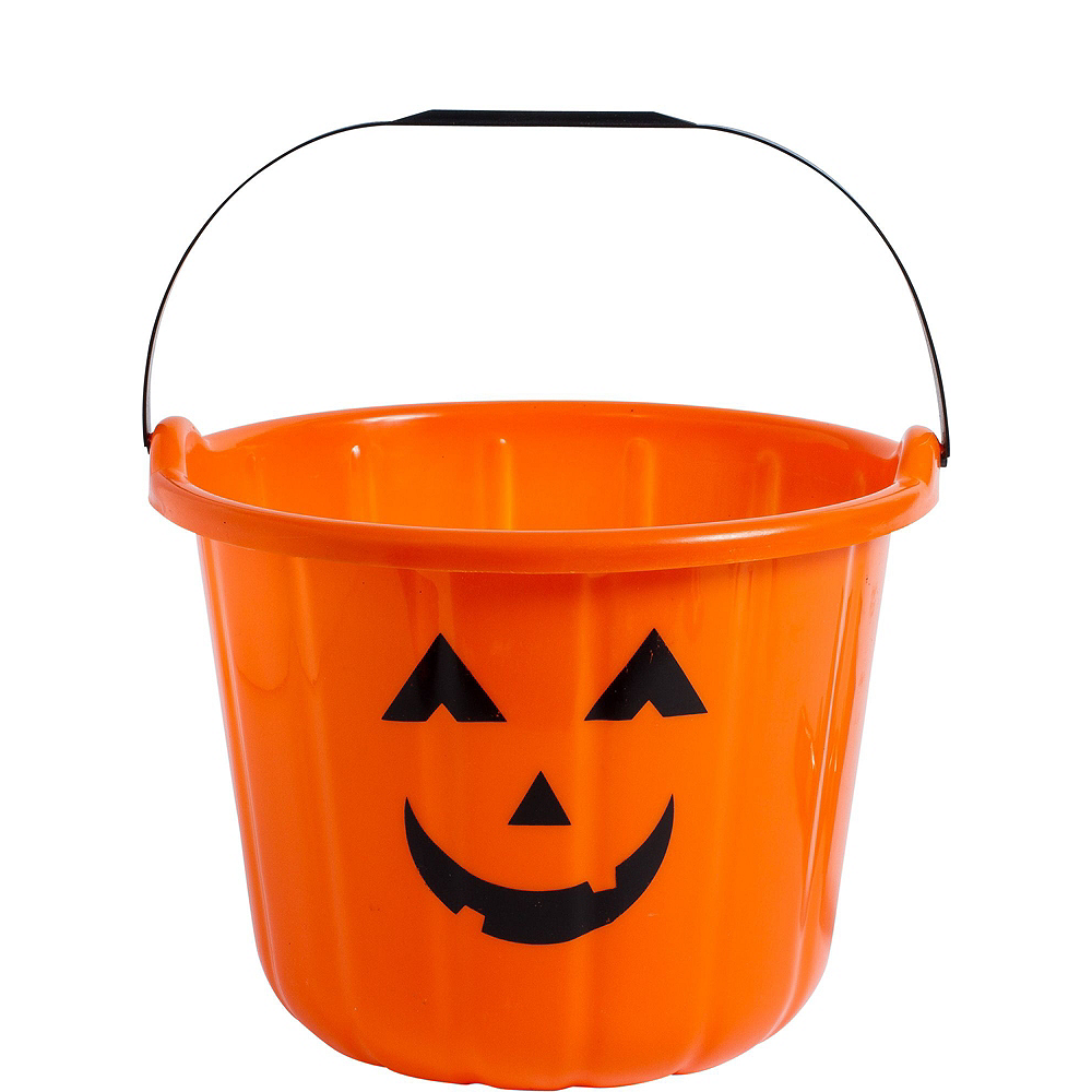Super Halloween Spooky Basket Kits for 4 Guests Image #2