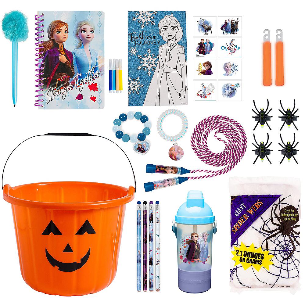Frozen 2 Spooky Basket Kit Image #1