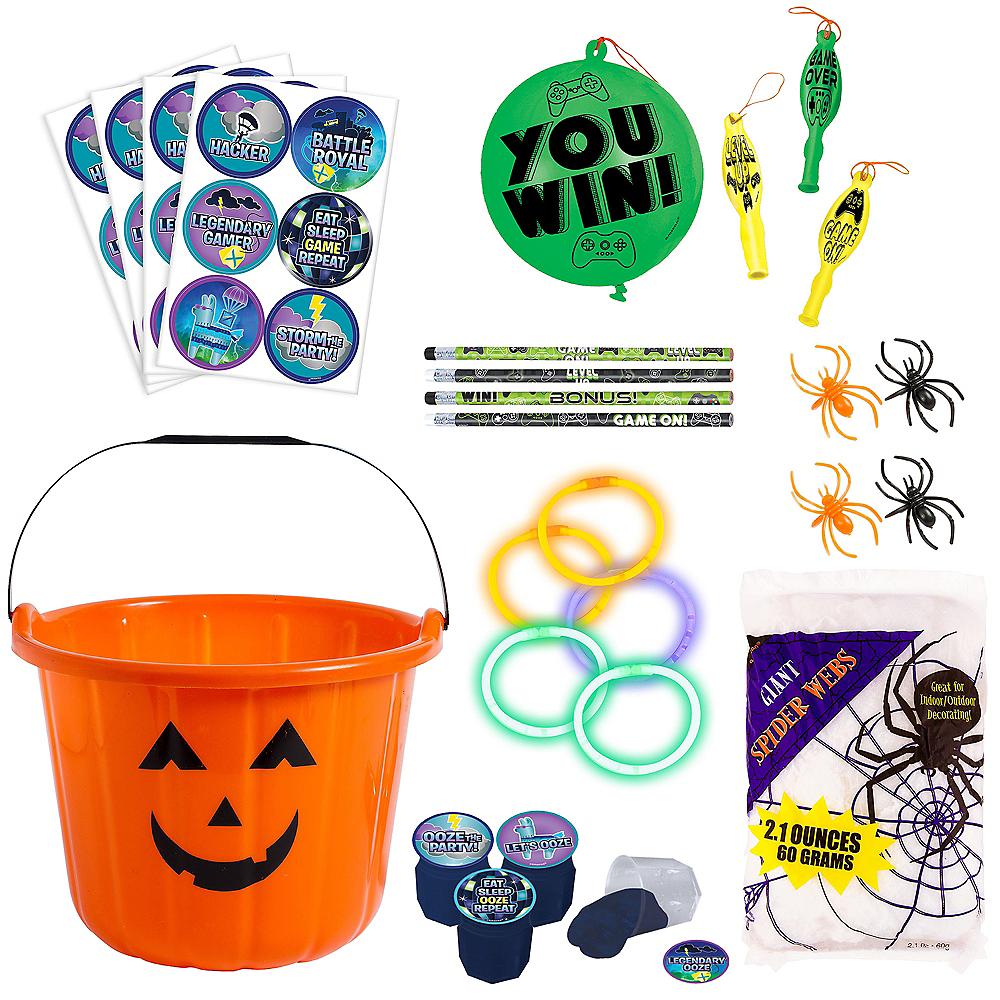 Gamer Spooky Basket Kit Image #1