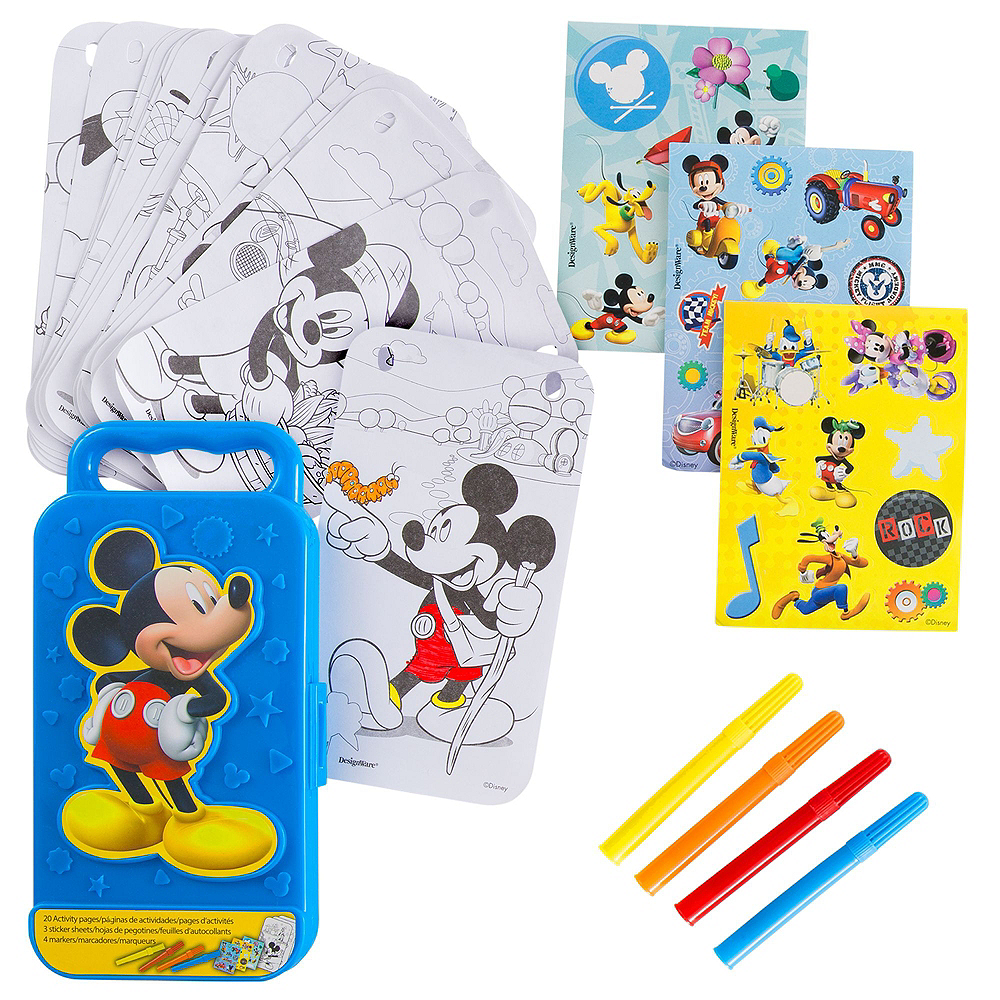 Nav Item for Mickey Mouse Spooky Basket Kit Image #10