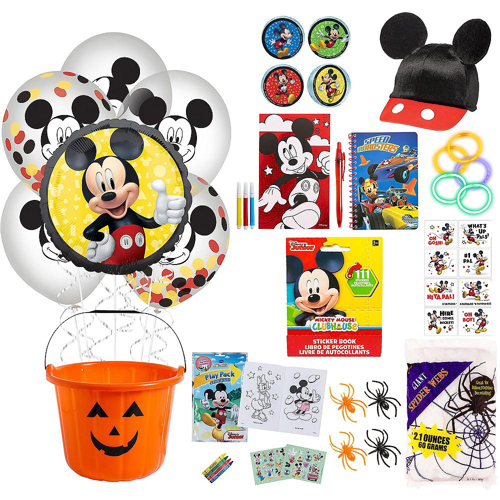 Super Mickey Mouse Spooky Basket Kit Image #1