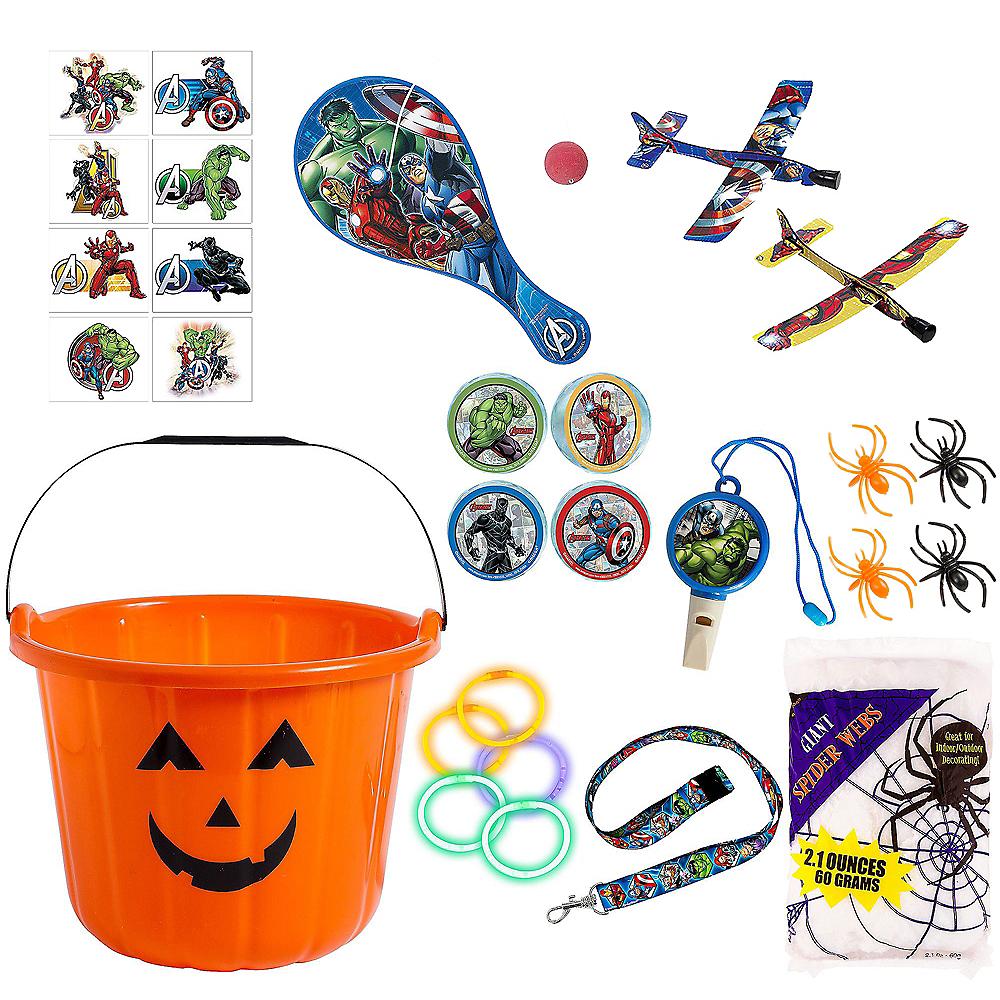 Avengers Spooky Basket Kit Image #1