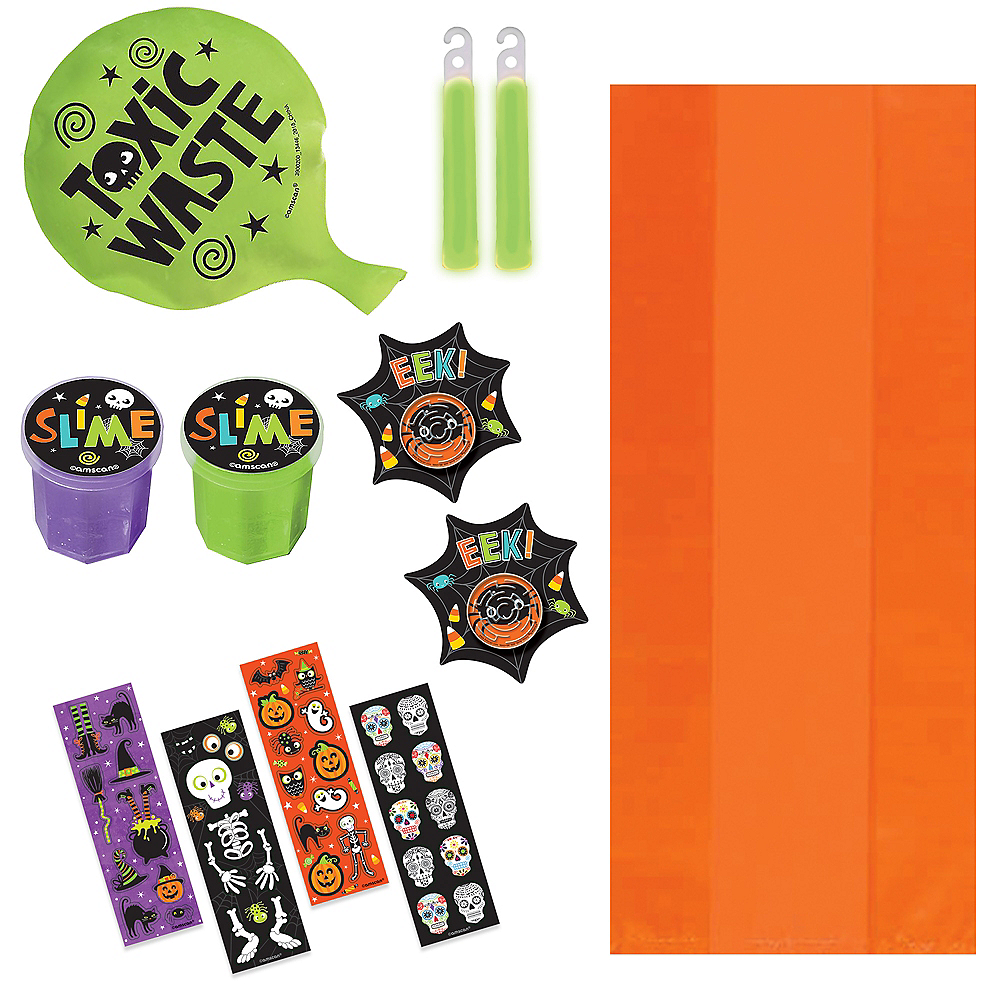 Halloween Boo Kit for 12 Guest Image #1