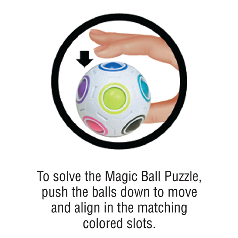 Nav Item for Magic Ball Puzzle Image #4