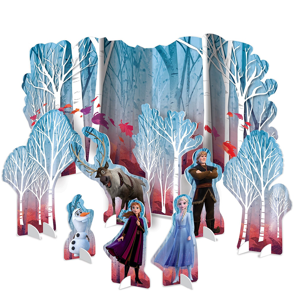 Nav Item for Frozen 2 Trunk or Treat Decorating Kit Image #7