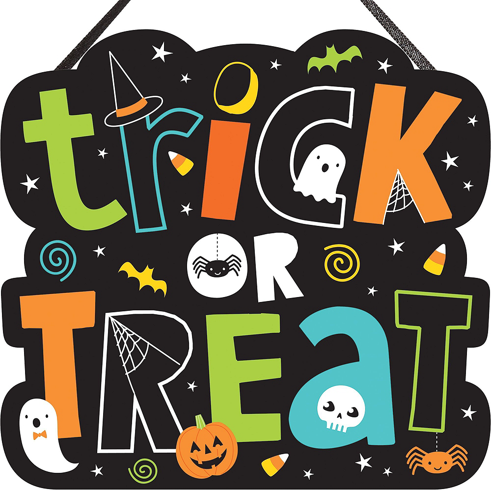 Pumpkin Fun Trunk or Treat Decorating Kit Image #8