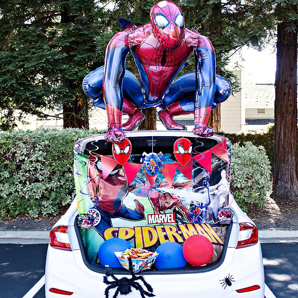 Spider-Man Trunk or Treat Decorating Kit Image #1