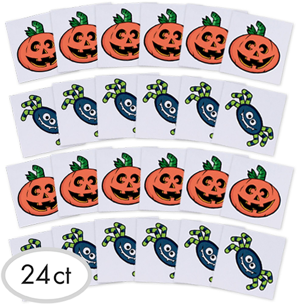 Pumpkin Halloween Boo Kit for 6 Guest Image #6