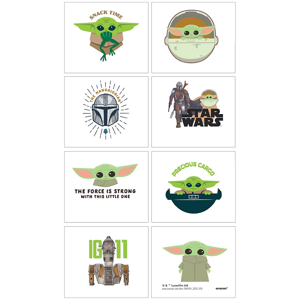 Star Wars Halloween Boo Kit for 4 Guest Image #8