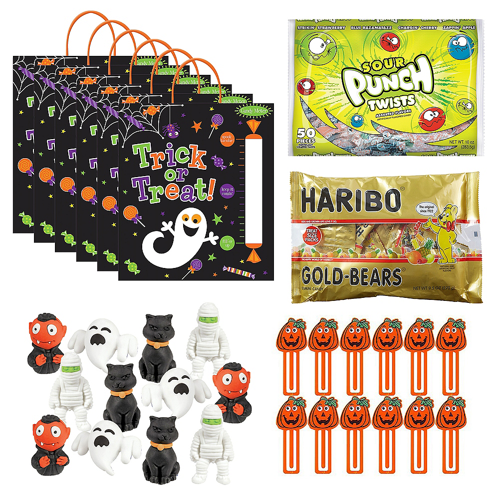 Trick-Or-Treat Halloween Boo Kit for 6 Guest Image #1