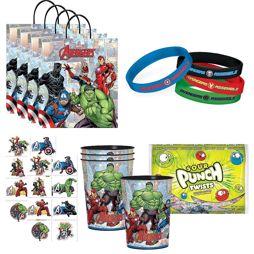Marvel Avengers Halloween Boo Kit for 4 Guest Image #1