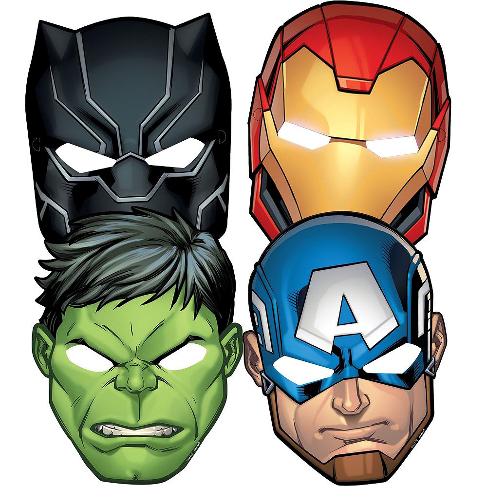Marvel Avengers Halloween Boo Kit for 4 Guest Image #4