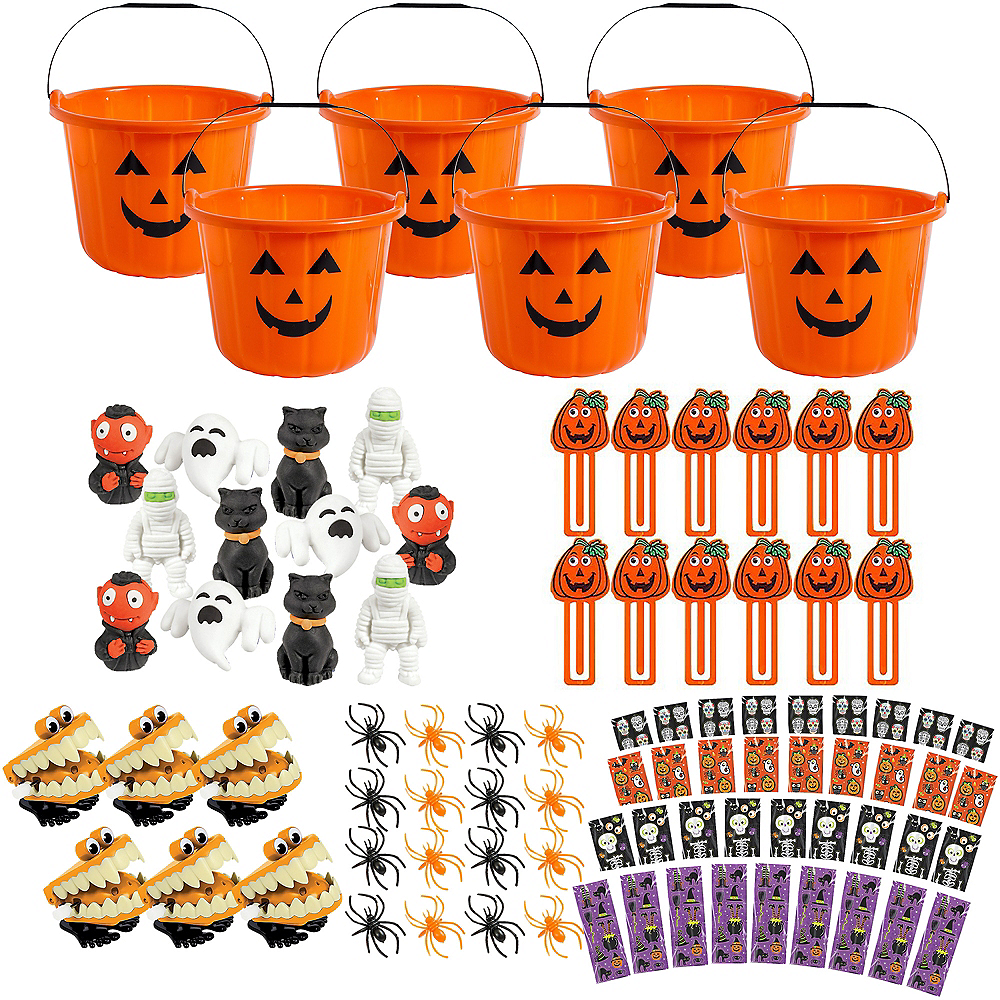 Friendly Creatures Halloween Boo Kit for 6 Guest Image #1