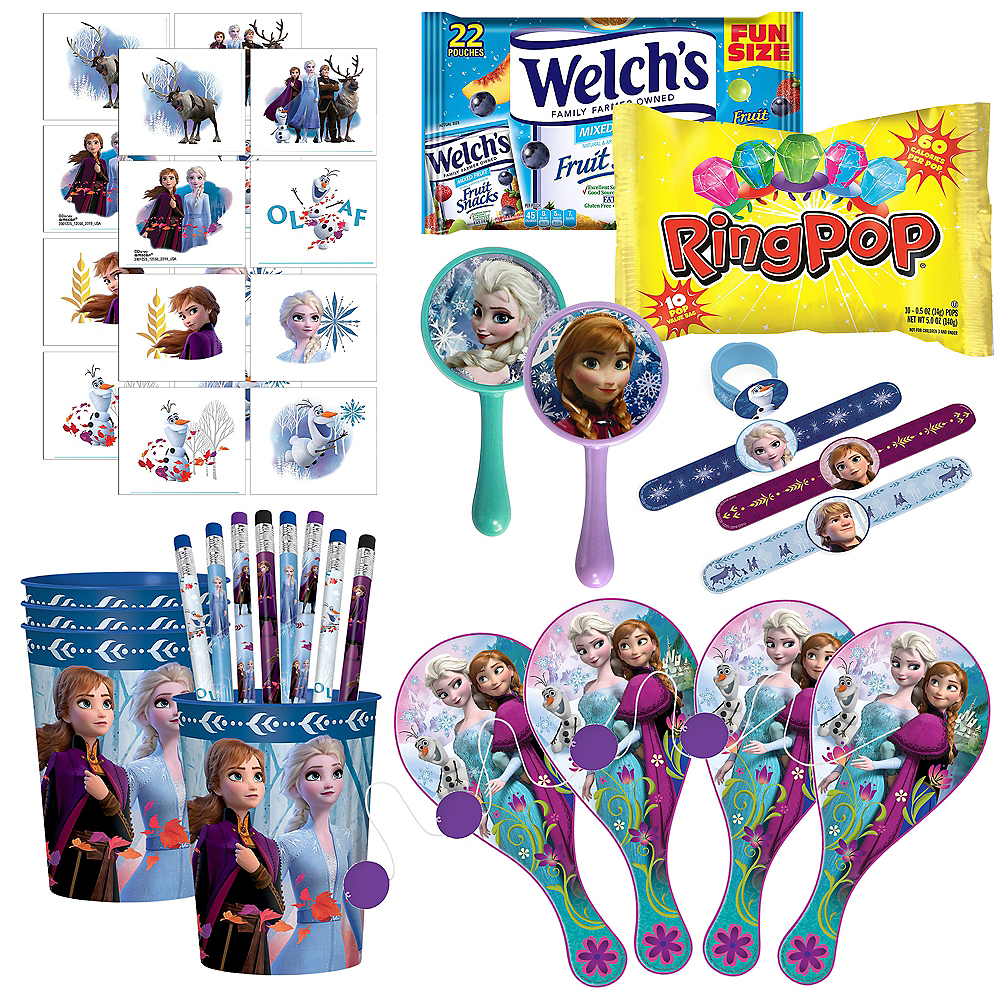 Disney Frozen Halloween Boo Kit for 4 Guest Image #1