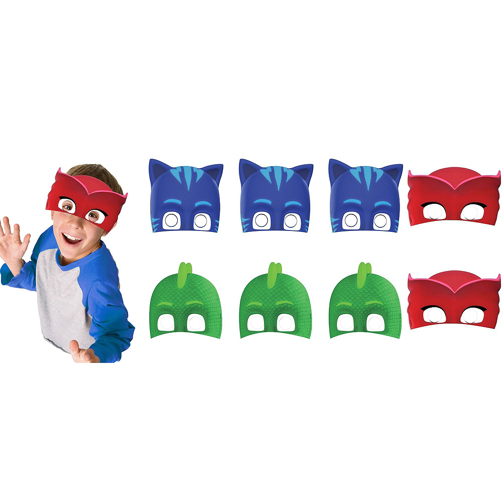 PJ Masks Halloween Boo Kit for 4 Guest Image #5