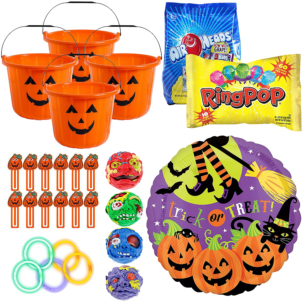 Halloween Boo Kit for 4 Guest Image #1
