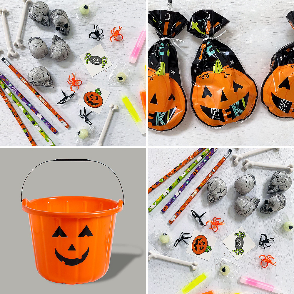 Creepy Creatures Halloween Boo Kit for 12 Guest Image #1