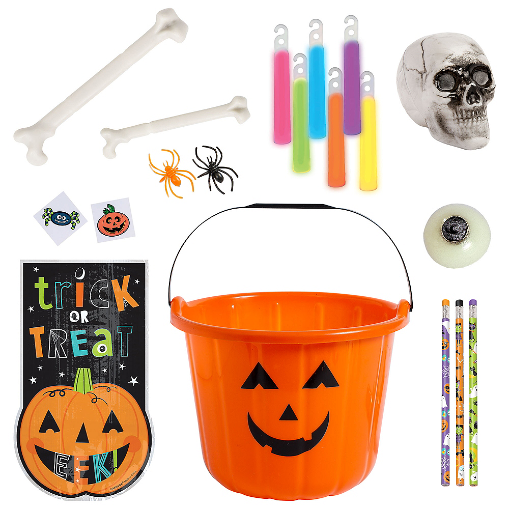 Creepy Creatures Halloween Boo Kit for 12 Guest Image #2