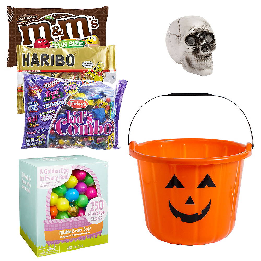 Halloween Scavenger Hunt Kit for 10 Image #1