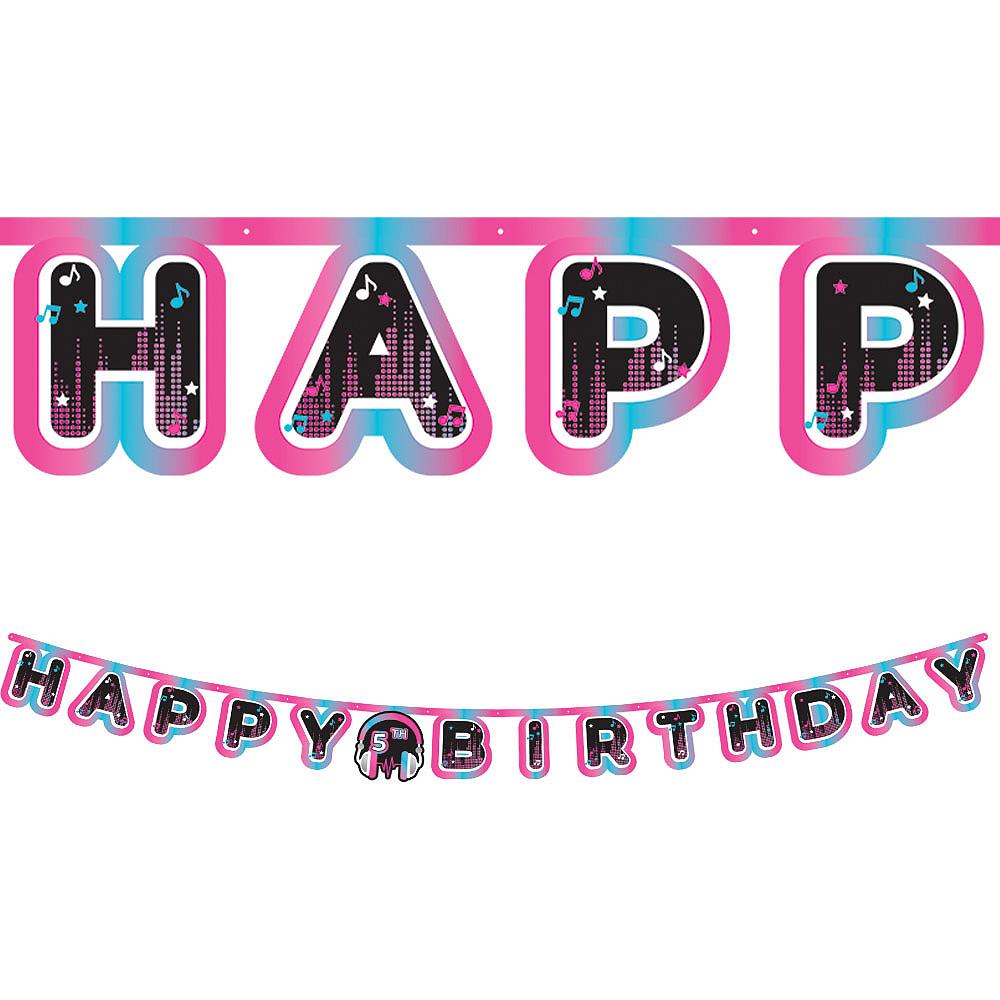 Internet Famous Birthday Banner Kit Image #1