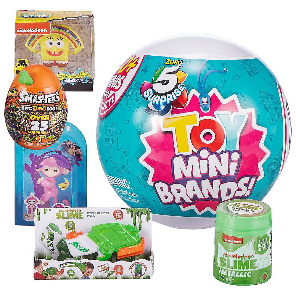 Zuru 5 Surprise Toy Mini Brands Series 3 Mystery Pack Image #1