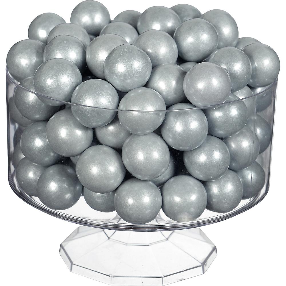 Silver Gumballs, 35oz - Fruit Flavor Image #2