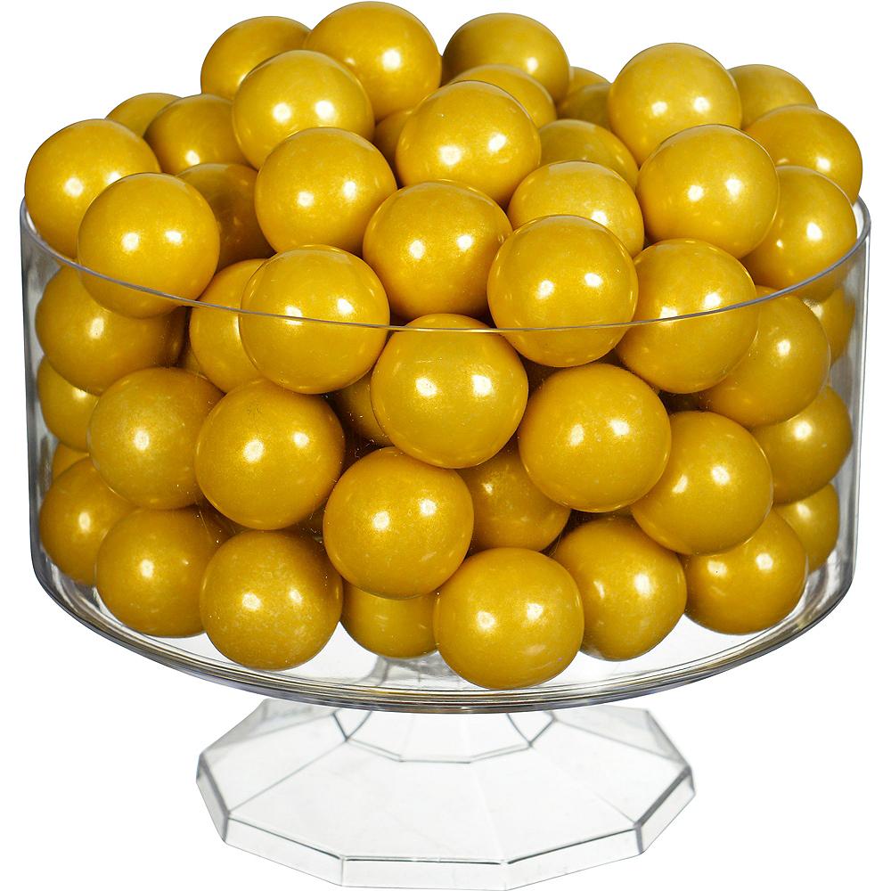 Gold Gumballs, 35oz - Fruit Flavor Image #2