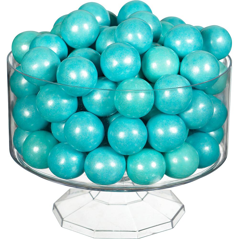 Robin's Egg Blue Gumballs, 35oz - Cotton Candy Flavor Image #2