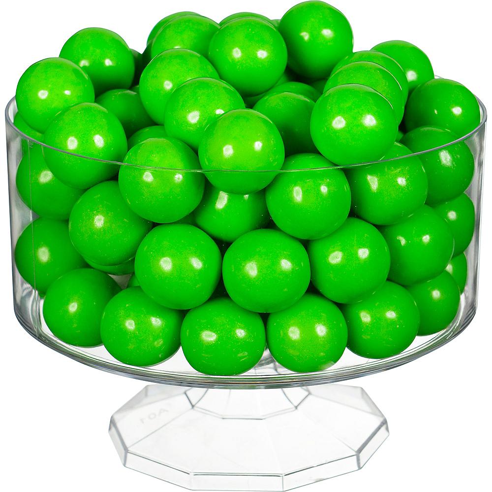 Green Gumballs, 35oz - Green Apple Flavor Image #2