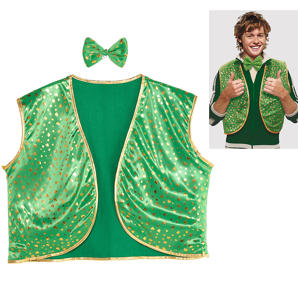 Nav Item for Adult Leprechaun Accessory Kit 2pc Image #1