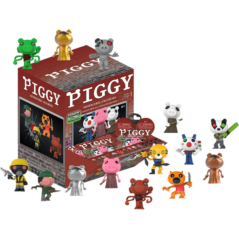 Piggy Series 1 Mystery Pack Image #2