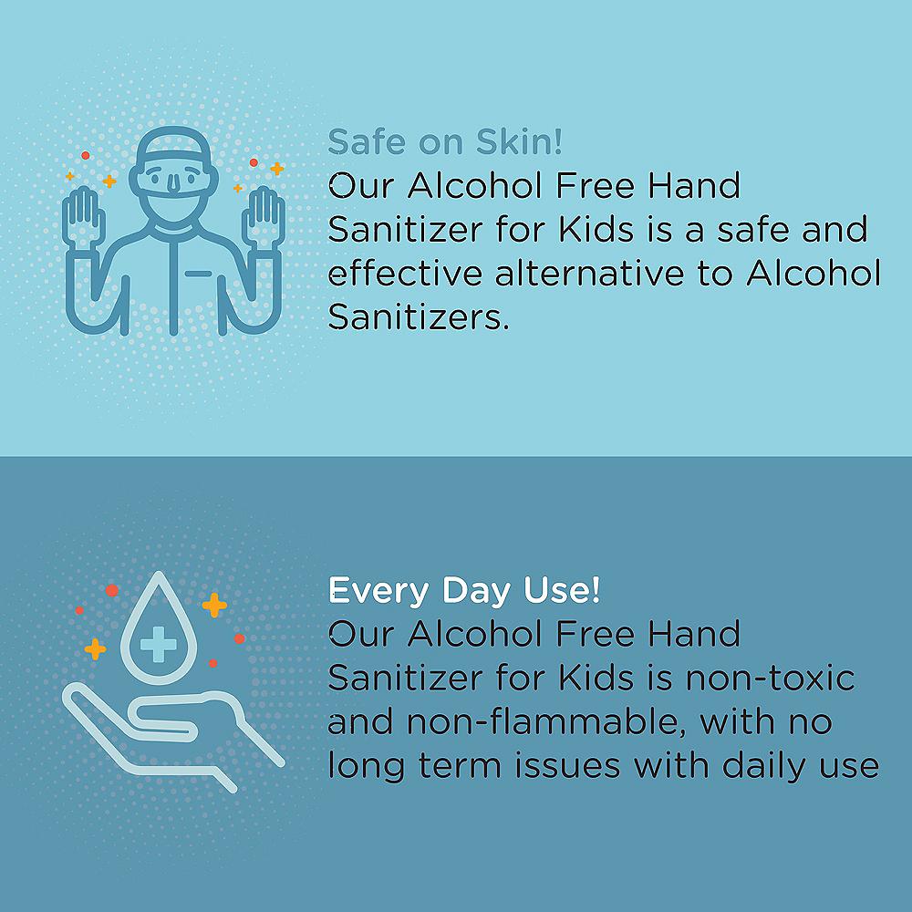 MDKidsKleanHand Sanitizer forKids, 12oz Image #4