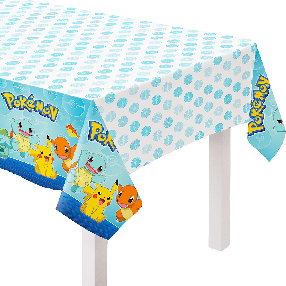 Classic Pokemon Birthday Party Kit for 8 Guests Image #5