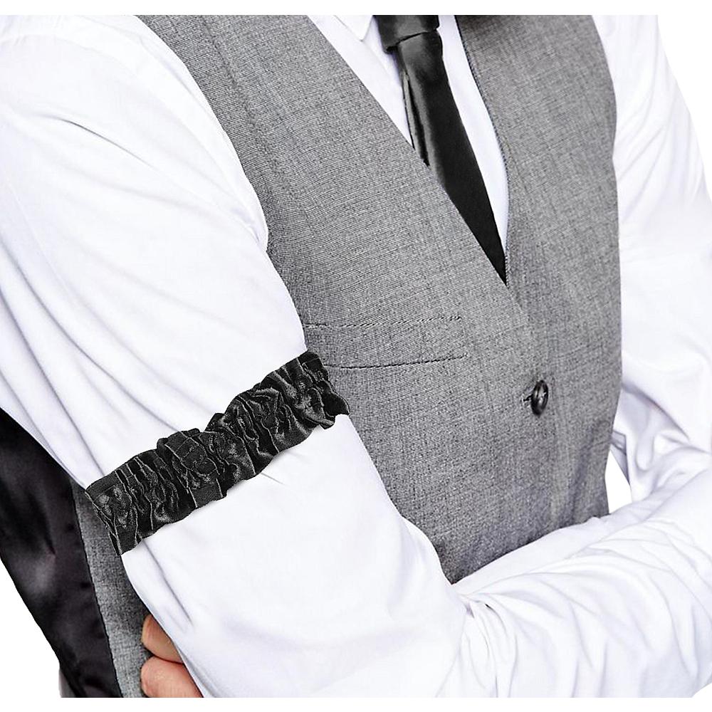 Black Armbands & Garters Image #1