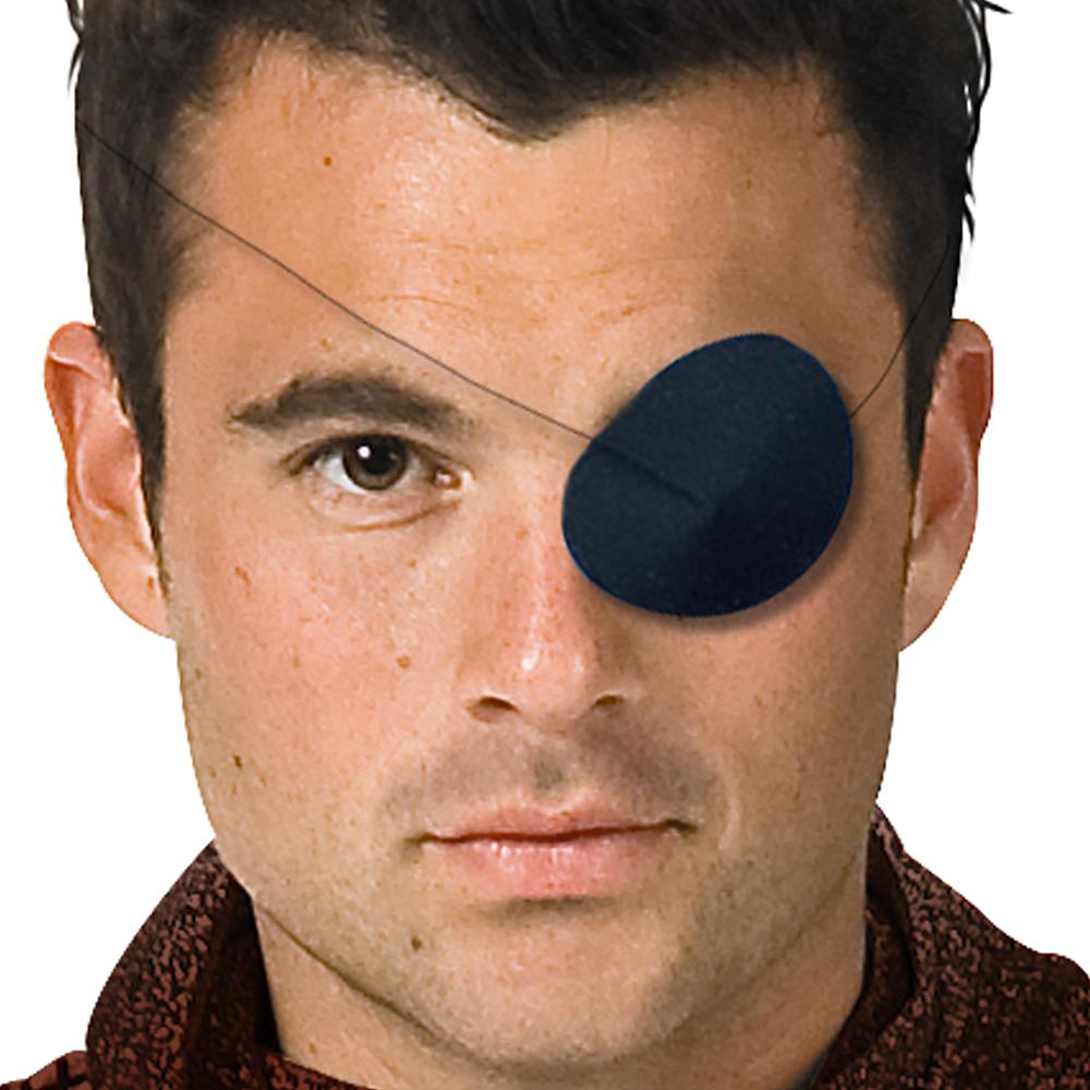 Pirate Silk Eye Patch Image #2
