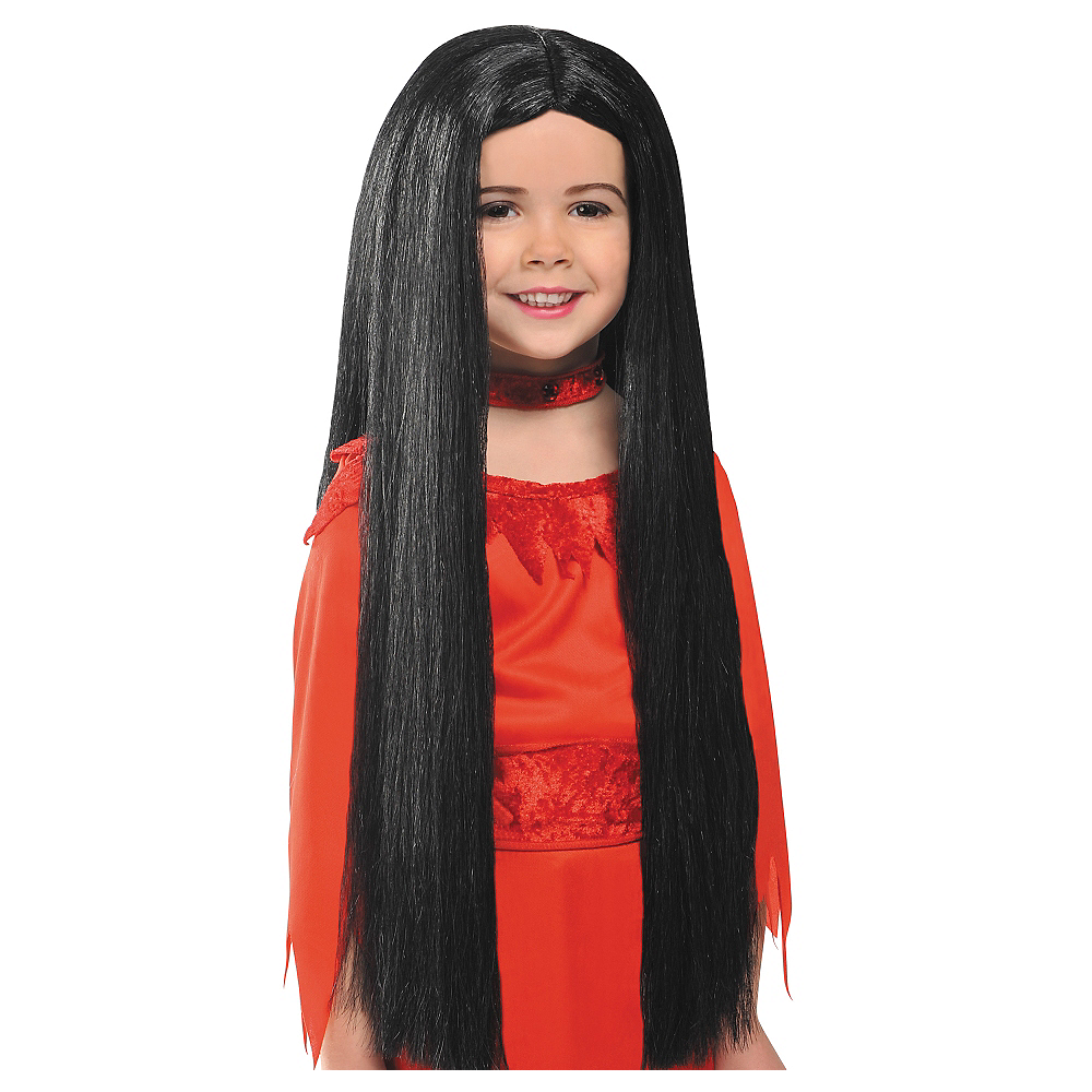 Child Witch Wig Image #1