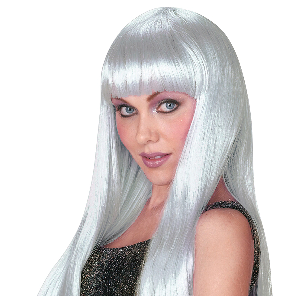 Babe Long Glow in the Dark Wig Image #1
