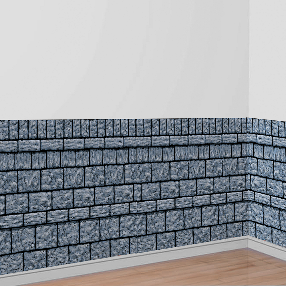 Stone Wall Room Roll Image #1