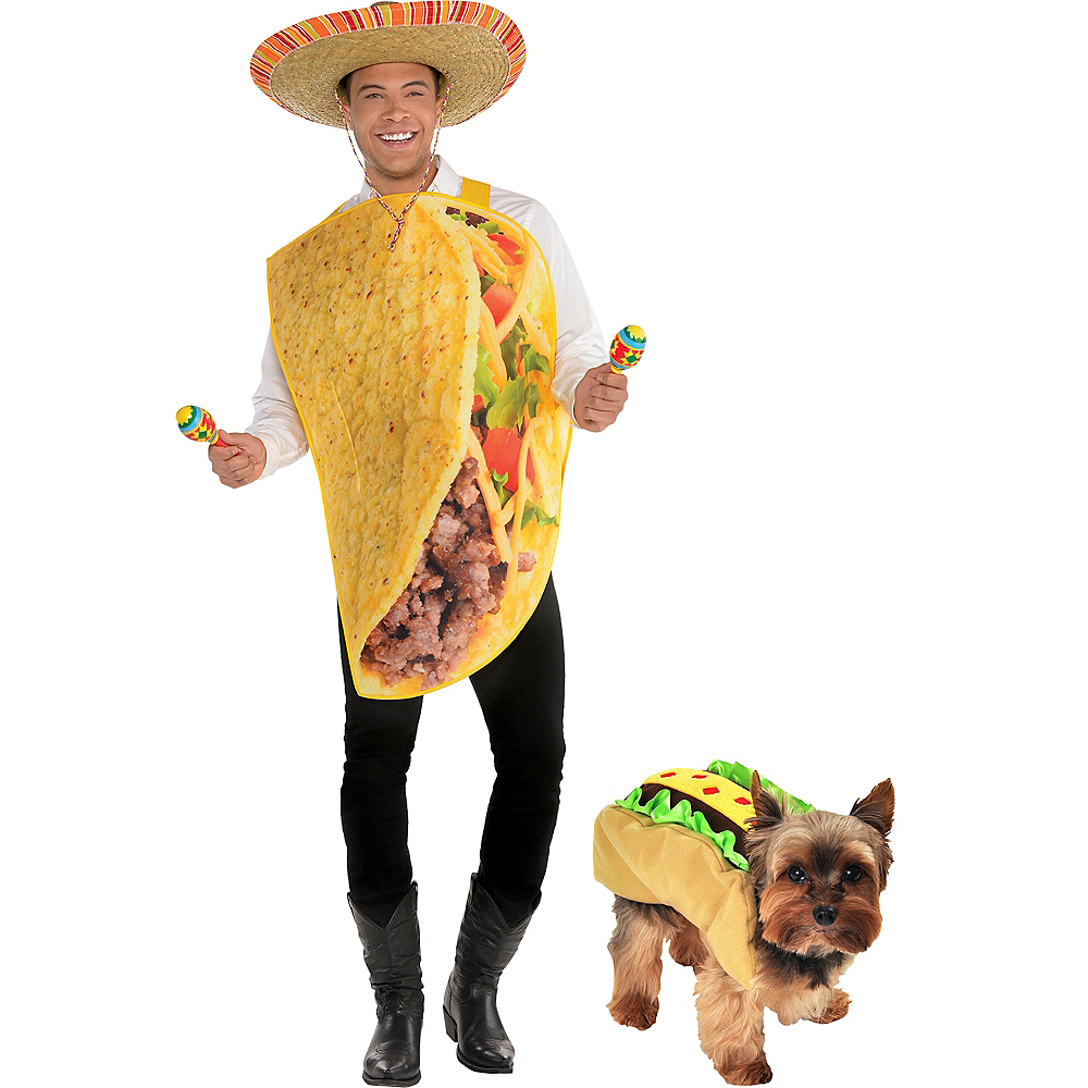 Nav Item for Taco Doggy & Me Costumes Image #1