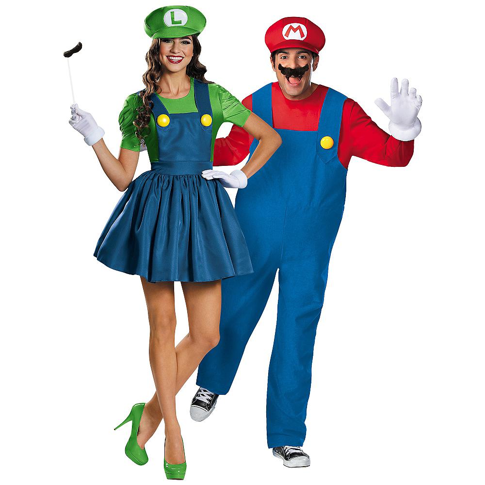 Super Mario Hat Party City