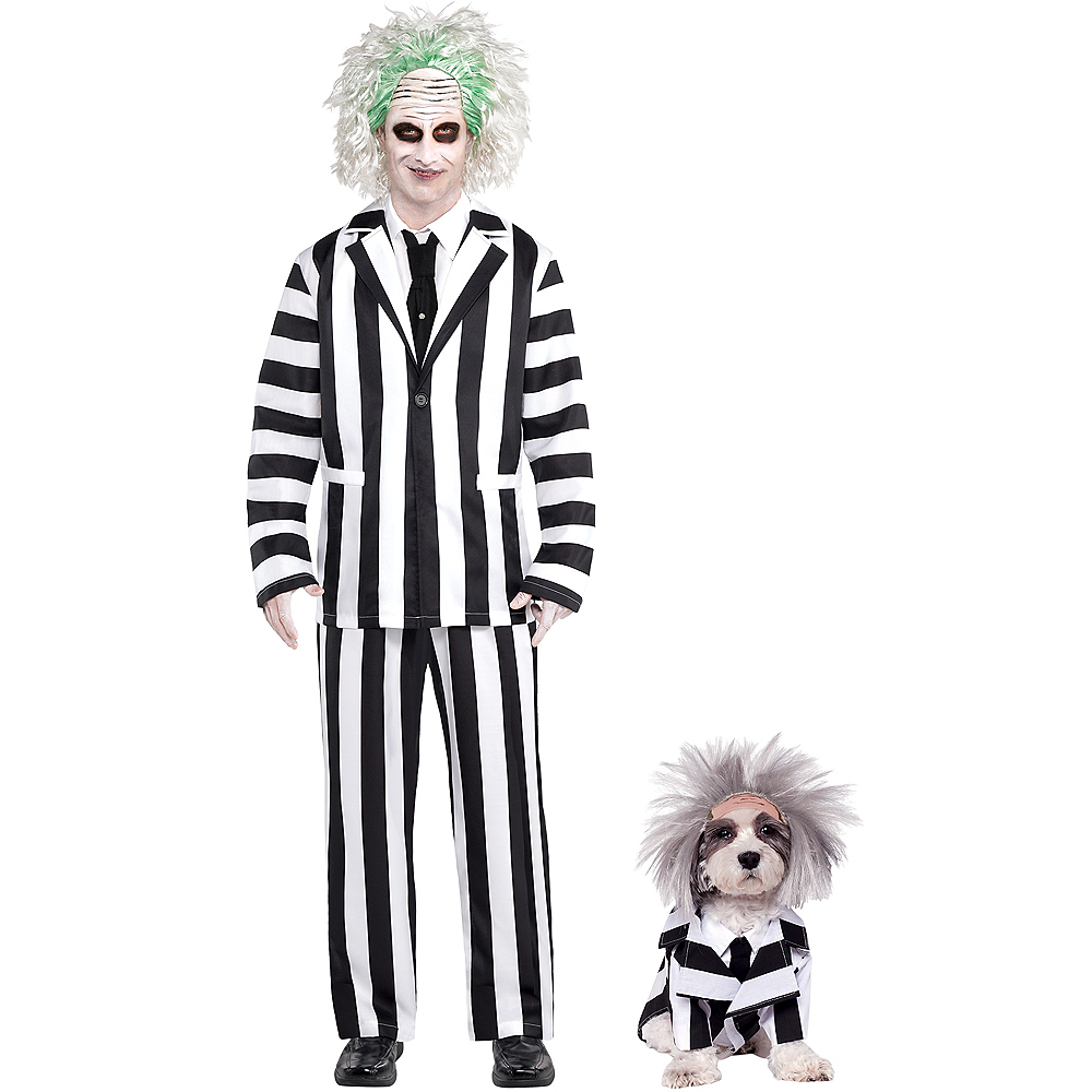 Beetlejuice Doggy Me Costumes Party City