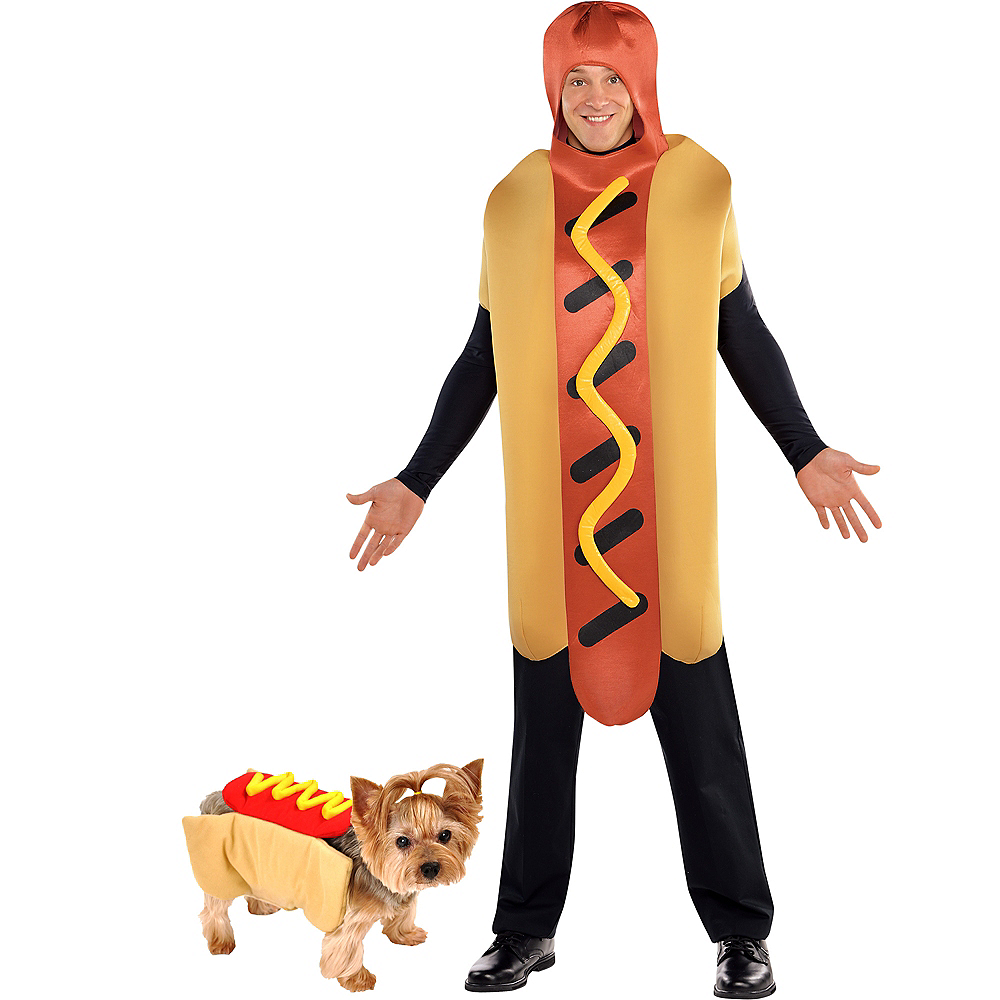 Hot Dog Doggy & Me Costumes Image #1
