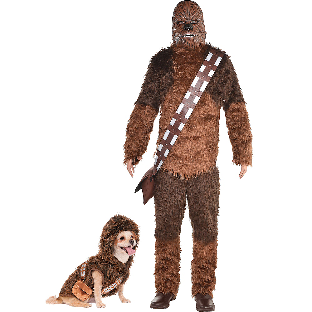 Chewbacca Doggy & Me Costumes - Star Wars Image #1