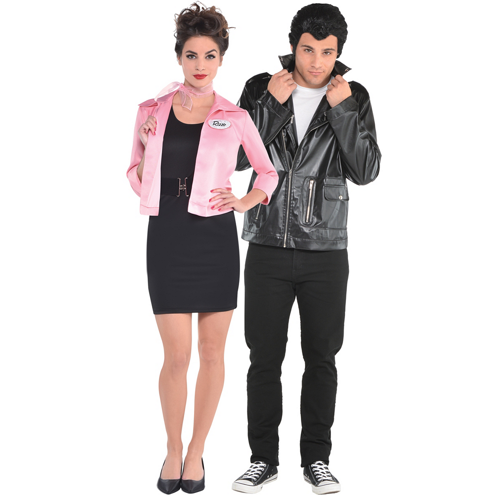 ce7c89019ceb Adult Pink Lady   T-Bird Couples Costumes - Grease